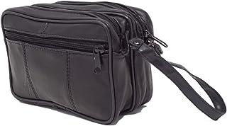 5252321c7 Neceser de Viaje Bolso de Mano Hombre portadocumentos Dos Compartimentos  (Color 1)
