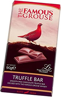 The Famous Grouse - Truffle Bar with Famous Grouse Whisky - 90g