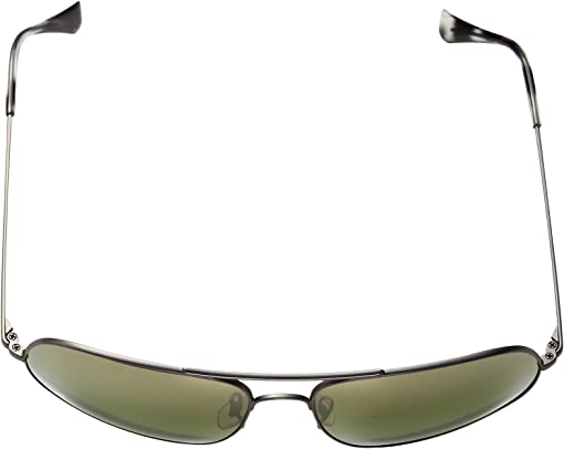 Gunmetal/Polarized Green Mirror Chromance
