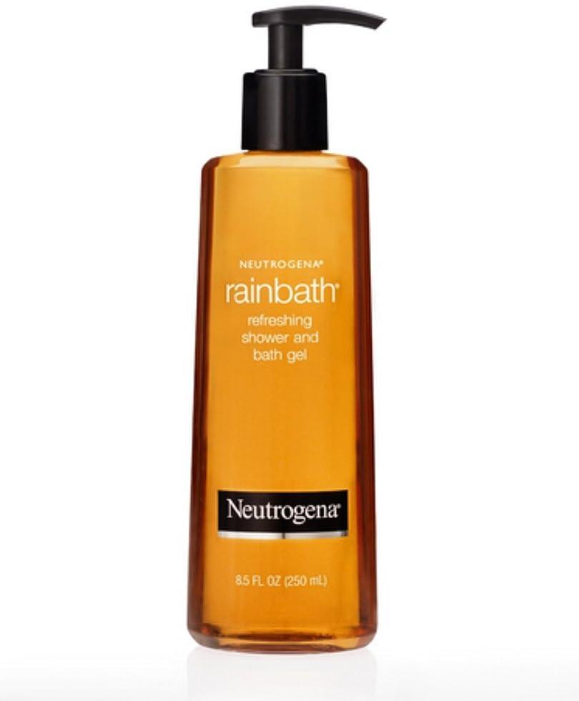 調整可能スキル初期のJohnson & Johnson Sales NEUT Rainbath Shwr&バスGサイズ8.5 O NEUT Rainbathシャワー&バスジェル - リバイタル