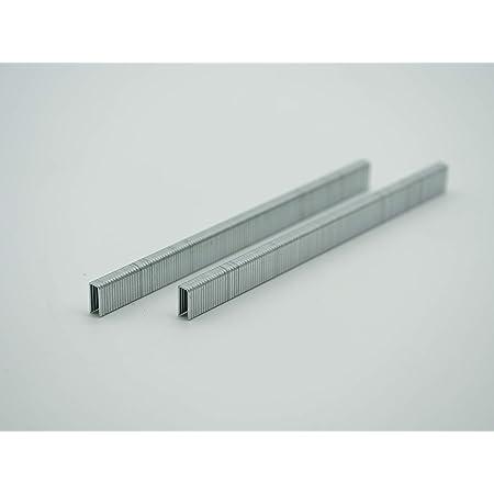 "20GA Staples Narrow Crown Fine Wire 3/16"" Crown x 3/8"" Length Galv. BeA 97 Series Style 10,000-Pack (PREBENA O10)"