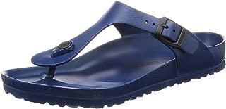 Essentials Unisex Gizeh EVA Sandals Navy 39 N EU (US Women's 8-8.5)
