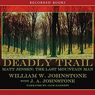 Deadly Trail cover art