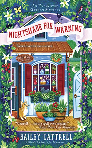 Nightshade for Warning (An Enchanted Garden Mystery Book 2) (English Edition)
