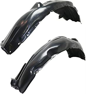 Front Fender Compatible with 2015-2017 Toyota Camry Steel CAPA Passenger Side