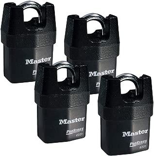 master lock shrouded padlock pro series 6321