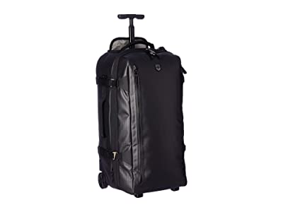 Victorinox VX Touring Coated Wheeled Medium Duffel (Black) Duffel Bags