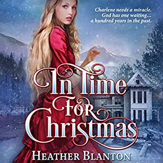 In Time for Christmas - A Novella audiobook cover art