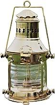 Roost Outdoors Brass Oil Ship Lantern (真鍮 オイルランタン シップランプ 船灯) ネルソンランプ アンカーランプ ケロシン ランタン 真鍮ランタン ブラスランタン 簡易日本語説明書付き 25.5cm