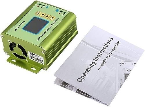 servicio considerado Sunnyday Controlador de Carga del regulador Solar LCD LCD LCD MPPT 24 36 48 60   72V Boost MPT-7210A  disfruta ahorrando 30-50% de descuento