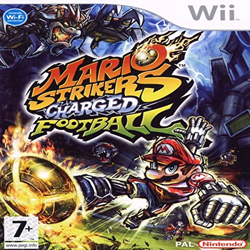 Mario Strikers Charged Football [Import spagnolo]