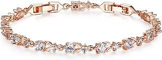Best bracelets rose gold Reviews