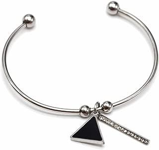 Argent 925 2,89 Ct Multicolore Pierre Précieuse /& Diamant Infini Bracelet