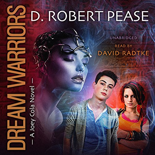 Dream Warriors audiobook cover art