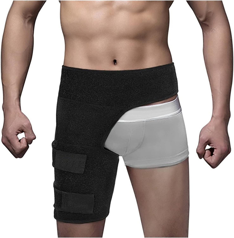 Rare Portable Online limited product Hip Support Braces Reusable Was Compression Strap Brace