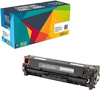 Do it Wiser Compatible Toner Cartridge Replacement for HP 305A 305X CE410A CE410X for use in HP Laserjet Pro M451nw,M451dn, M451dw, MFP M475dn, MFP M475dw, M375nw (Black)