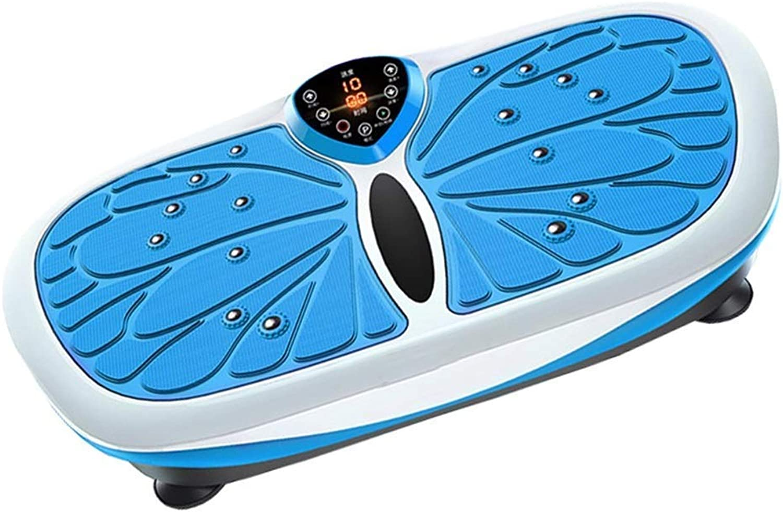 HFYAK Fitness Vibrationsplatte - Fitnesstrainer - Krpermassage Slim - Oszillierende Plattform - Ganzkrperschütteln