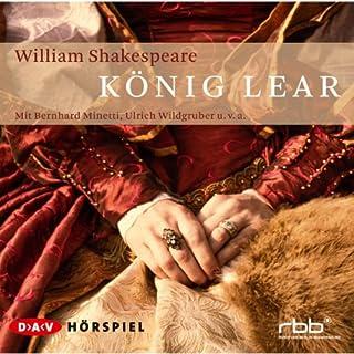 König Lear Titelbild