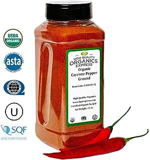 Best organic cayenne pepper bulk Reviews