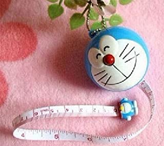 LQT Ltd Kawaii New Drawing Toy Tape Ruler - Kid's Drawing Play Toy Tape Measurement Tape Tapeline , Keychain Tape Ruler (VER)