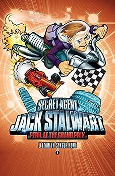 Secret Agent Jack Stalwart  Book 8  Peril at the Grand Prix  Italy  The Secret Agent Jack Stalwart Series 8