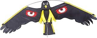 Bird Scarer Kite, Easy To Assemble Bird Repellent, Effective Light Livingroom Office House for Home(E section)