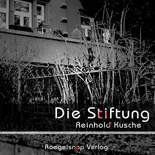 Die Stiftung audiobook cover art