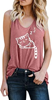 Sleeveless Tops For Women 2019, Liraly Ladies Letter Vest Loose Crop Top Tank T-Shirt