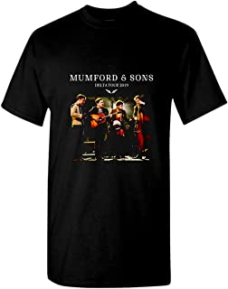 mumford and sons delta tour t shirt