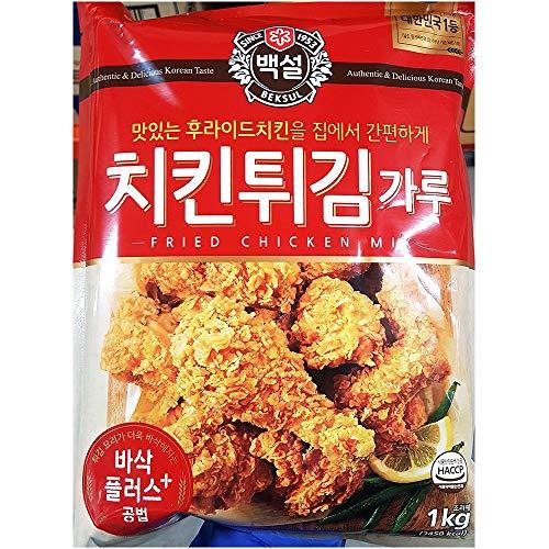 Beksul Fried Chicken Mix Powder 1kg 치킨파우더