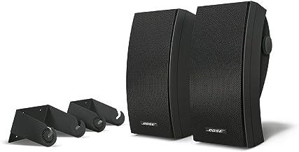 Bose 251 - Altavoces ambientales para exteriores, color negro