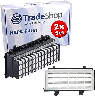 PakTrade Filtro de Hepa para Aspiradoras Bosch GL-40 Pro parquet hepa 2200W BSGL42223//01