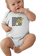 I Want My MTV Baby Pajamas, Bodysuits Clothes Onesies Jumpsuits Outfits Black