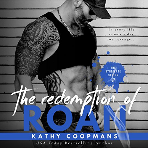 The Redemption of Roan audiobook cover art