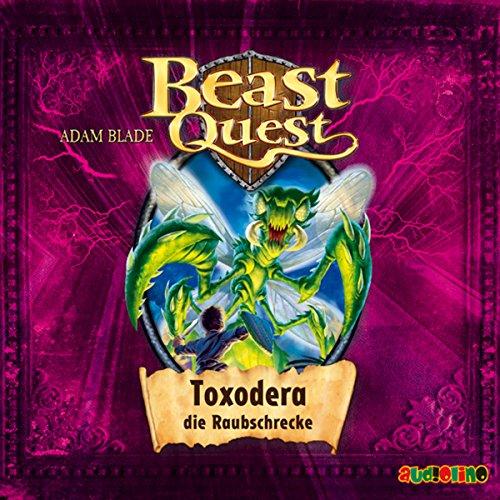 Toxodera, die Raubschrecke Titelbild