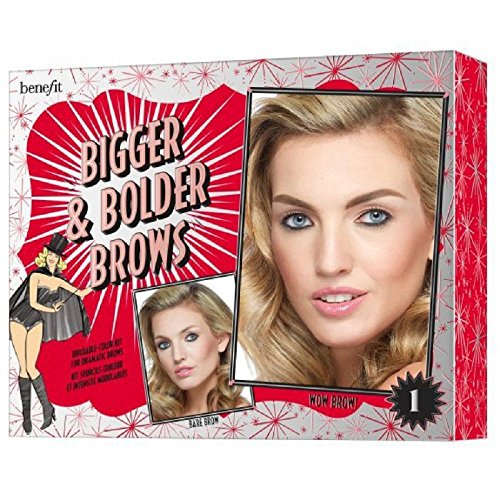 Benefit Bigger & Bolder Brows Augenbrauen-Set , Farbe: 01 Light