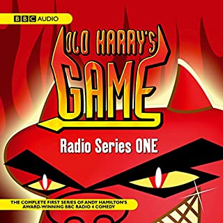 Old Harry's Game     The Complete Series 1              By:                                                                                                                                 Andy Hamilton                               Narrated by:                                                                                                                                 Andy Hamilton                      Length: 2 hrs and 54 mins     580 ratings     Overall 4.7