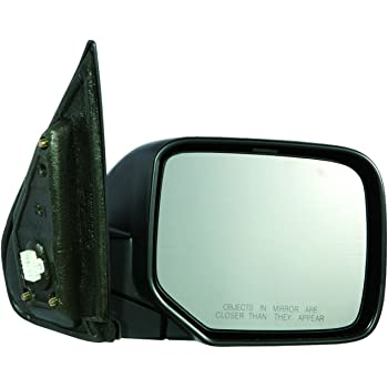 DEPO 317-5420R3EBH1 Honda Pilot Passenger Side Textured Heated Power Mirror