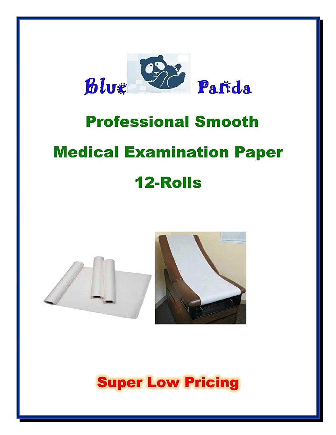 Blue Panda Examination Table New product Mail order cheap type 21
