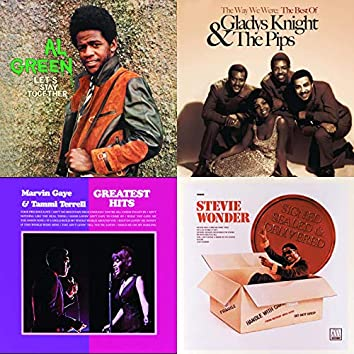 Classic R&B and Soul for Work