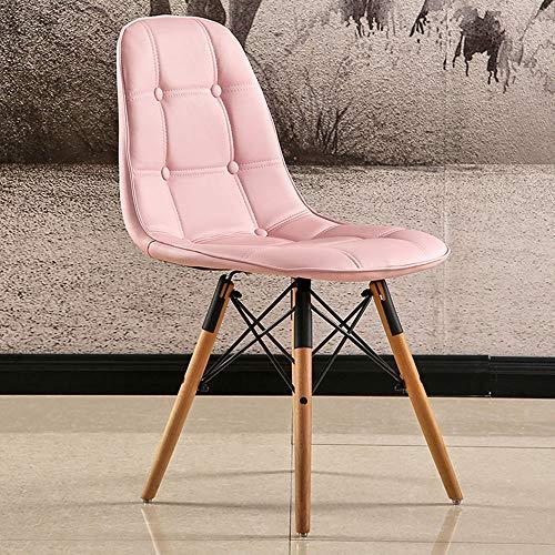 GRF Ledersessel Mode Esstisch und Stühle l?ssig Kaffeestuhl Computer Stuhl PU Leder Rezeption Verhandlungsstuhl