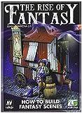 Ammo EURO-0006 Rise of Fantasy Englisch, Mehrfarbig -