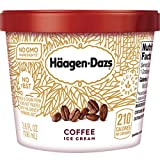 Haagen Dazs, Coffee Ice Cream, 3.6 Oz. Cup (12 Count)