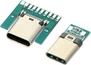 usb c connector pcb