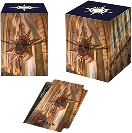Magic The Gathering Guilds Of Ravnica Orzhov Syndicate Pro 100 Deck Box Card Display Storage Amazon Canada Are you seriously questioning why the orzhov wants your money? amazon ca