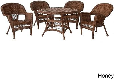 Amazon.com: Juego de 3 piezas de sillas plegables de metal ...