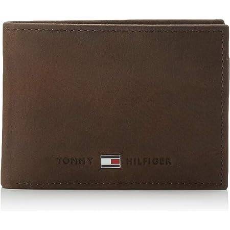 Tommy Hilfiger Johnson Mini CC Flap and Coin Pocket, Cartera Hombre^Mujer, 11x8x2 cm (B x H x T)