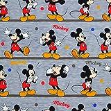 MAGAM-Stoffe Mickey Mouse Balance Jersey Kinder Stoff