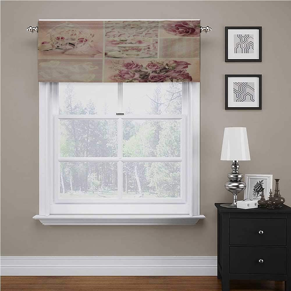 Shabby Chic Kitchen Tier Curtains Day Grandmother Super intense SALE Mothers Ranking TOP12 Vintag