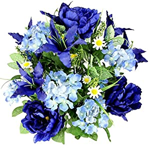Admired By Nature Artificial Flower Bush